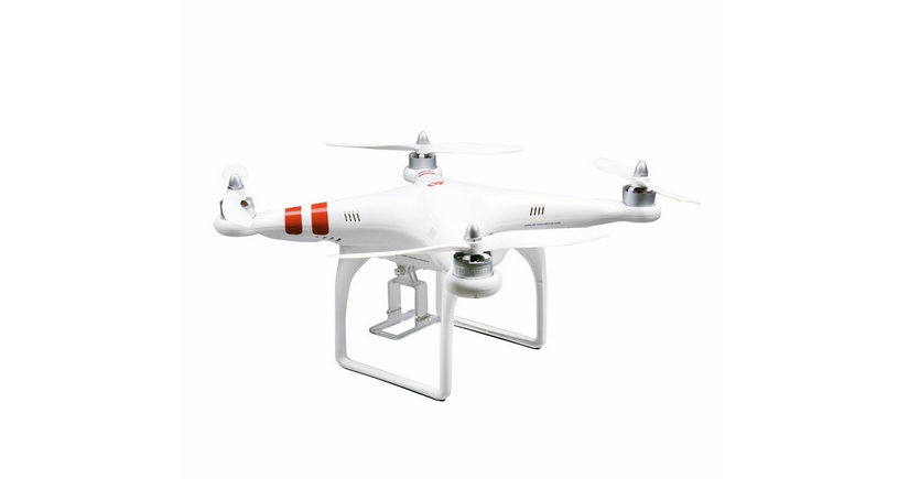 dji quadcopter review phantom