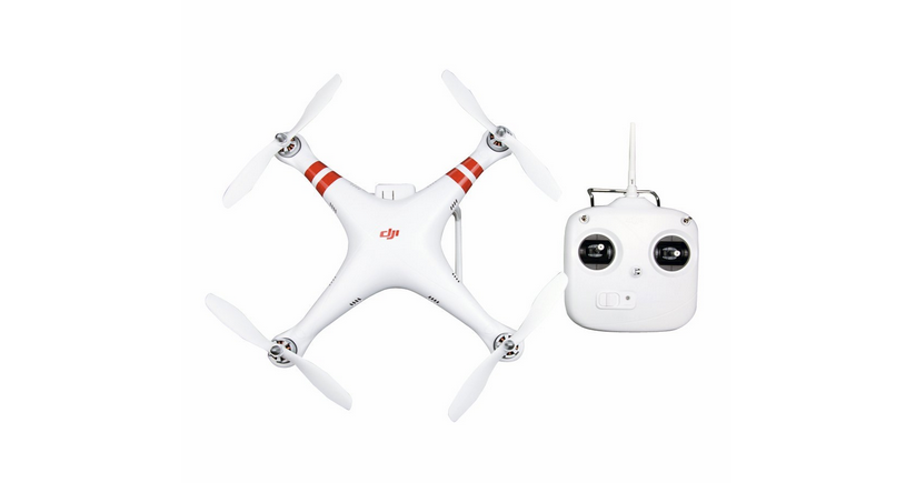 dji quadcopter uav drone review