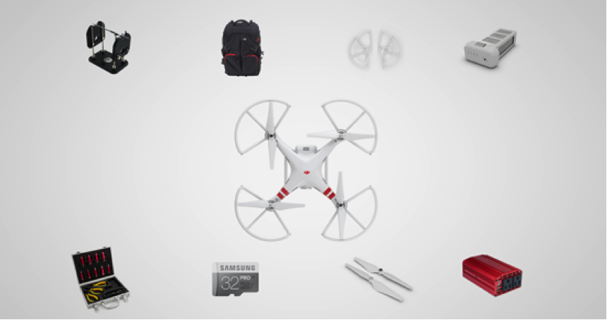 drone accessories you must have