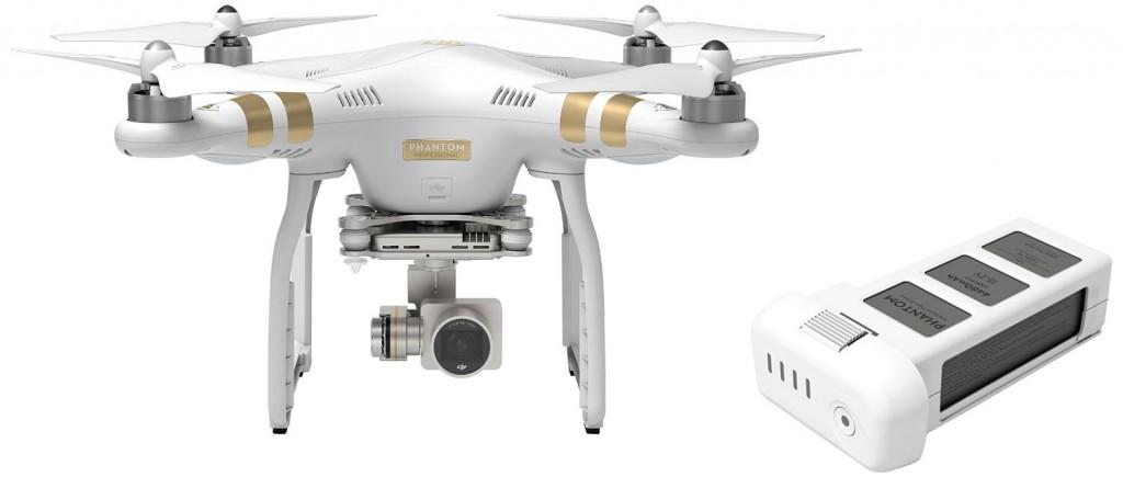 DJI Phantom 3 (Professional) Quadcopter
