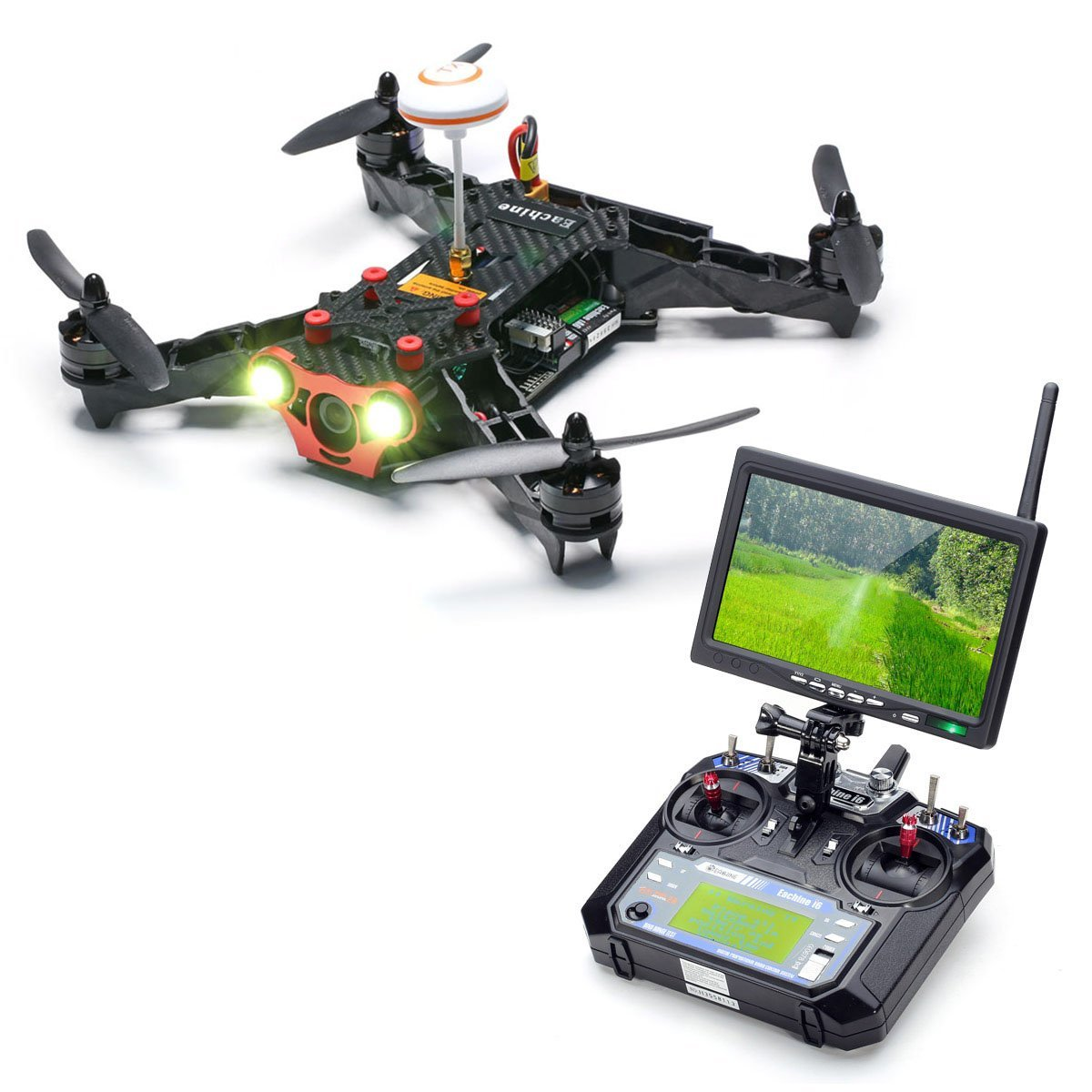 Eachine Racer 250 Quacopter
