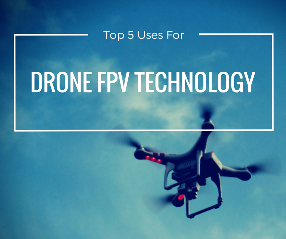 Drone FPV Technology Header Image