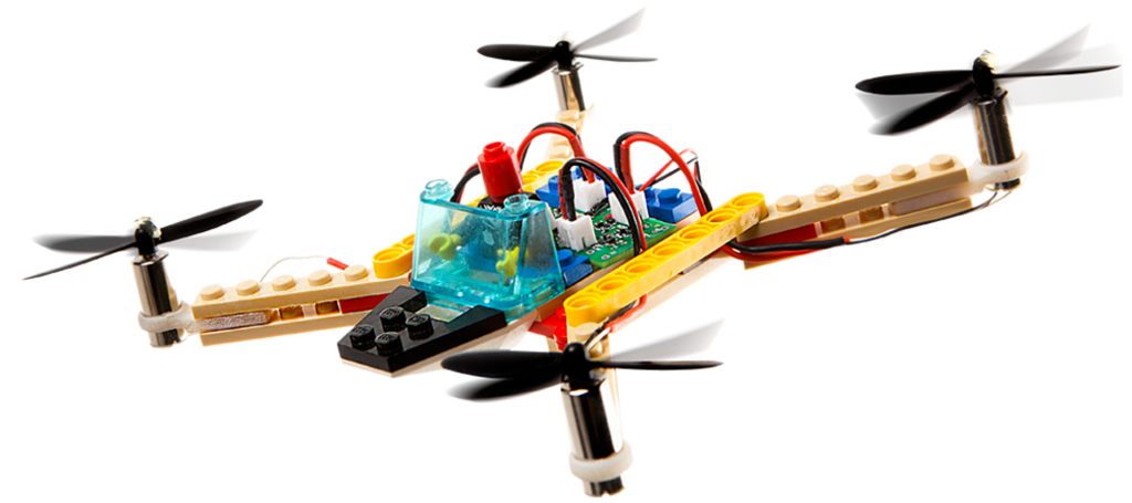 flybrix get outside with drones