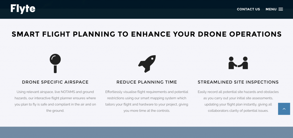 flyte home page