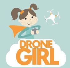 Drone Girl logo