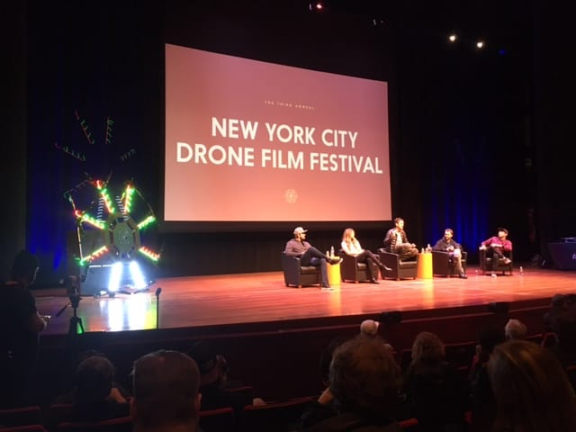 Casey Neistat Human Flying Drone panel