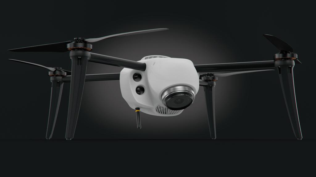 Kespry Drone 2.0 dark 1