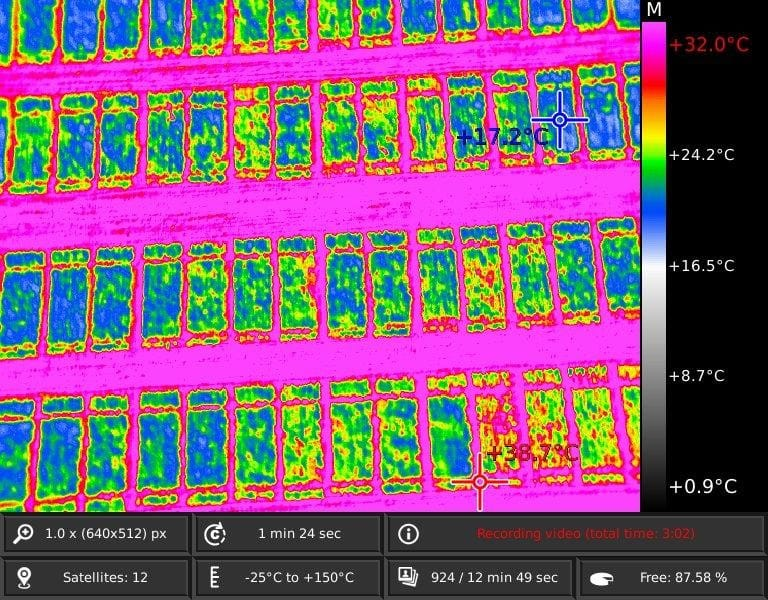 aerial-thermography-agricultural-application