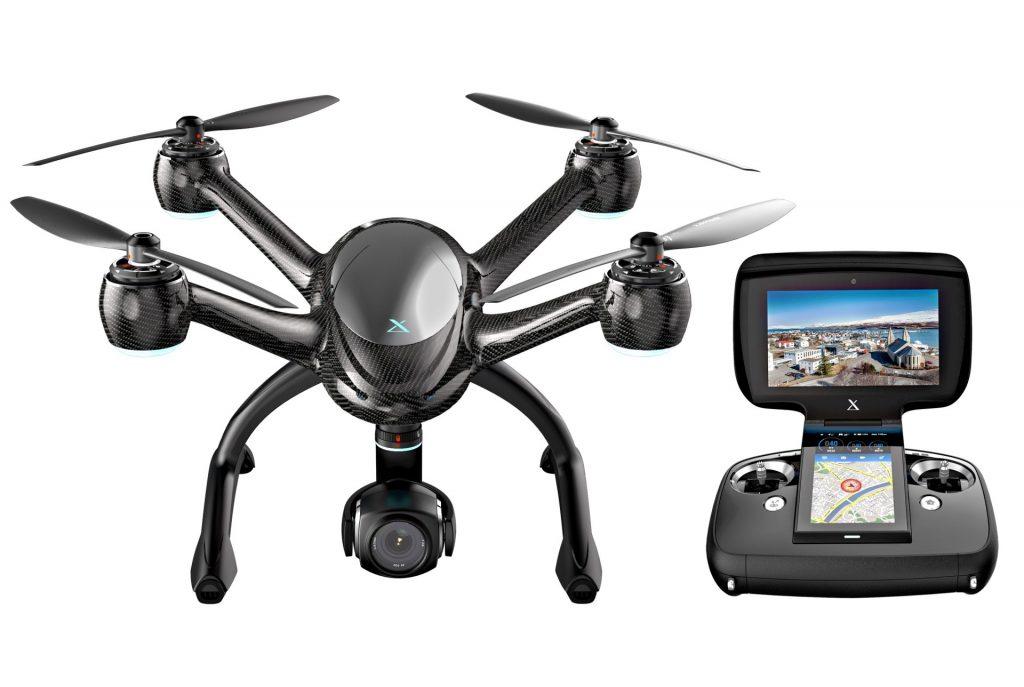 D-02 XDynamics Drone