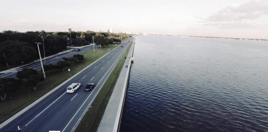 drone speed test 44 mph