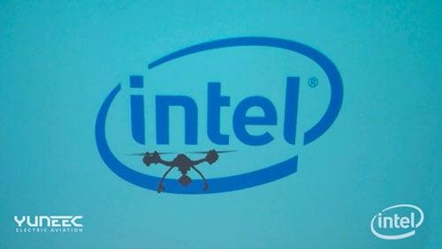 intel yuneec partnership