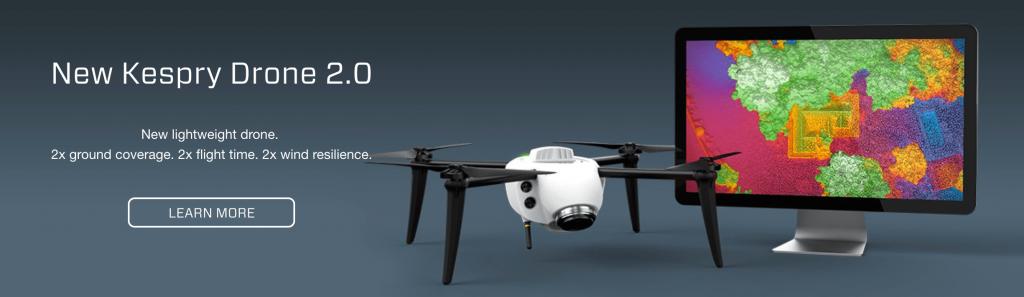 kespry drone 2.0