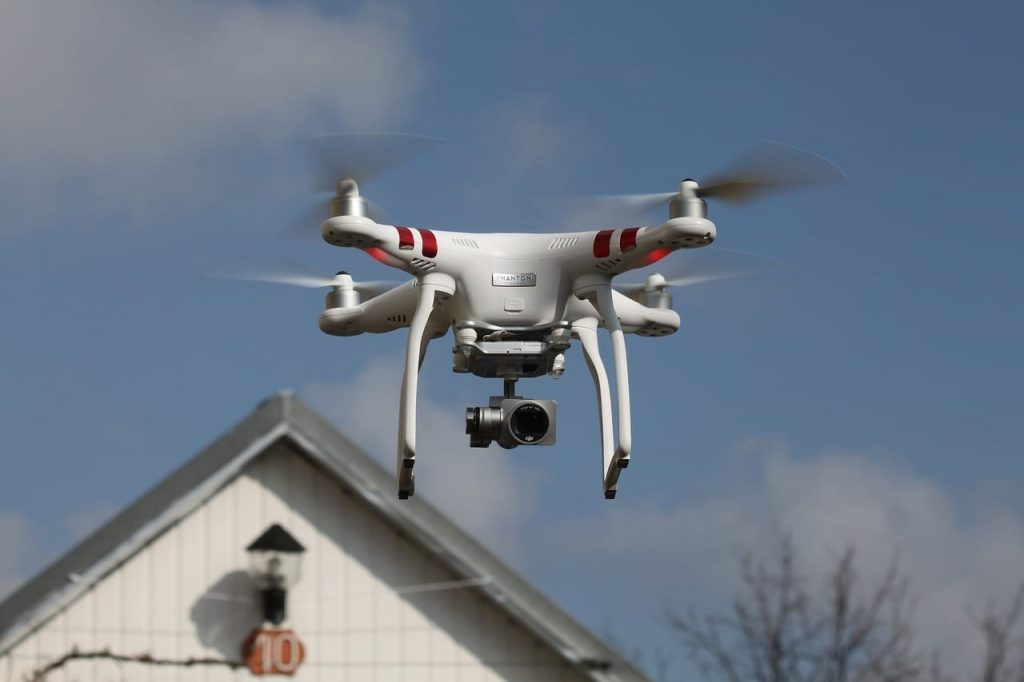 loveland drone