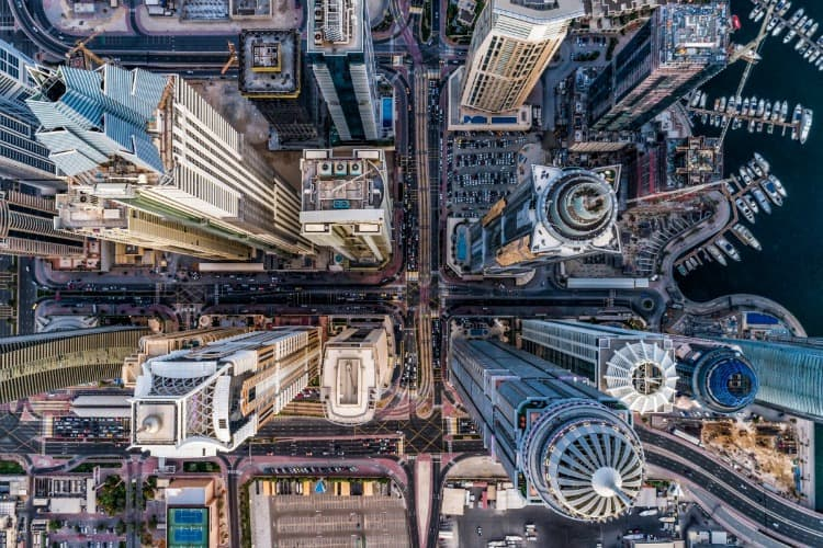 urban-dronestagram first place
