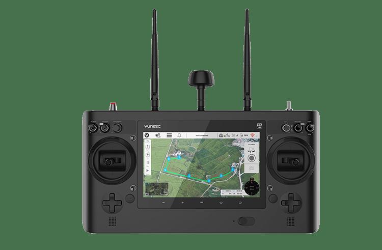 Data pilot_yuneec drone