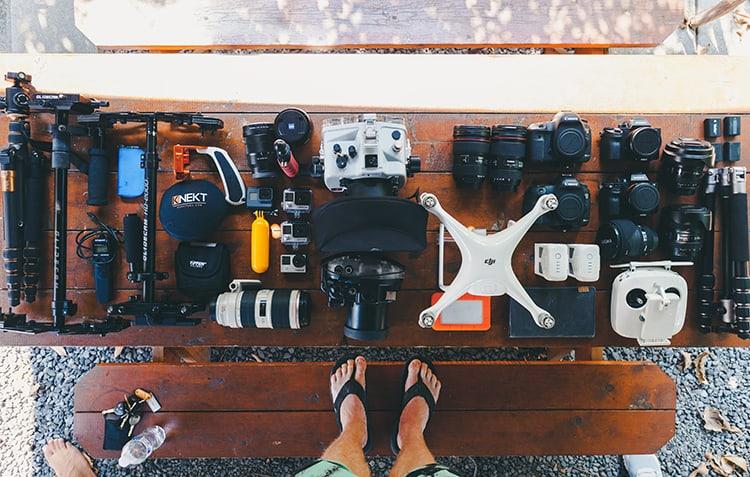 organize-footage-drones