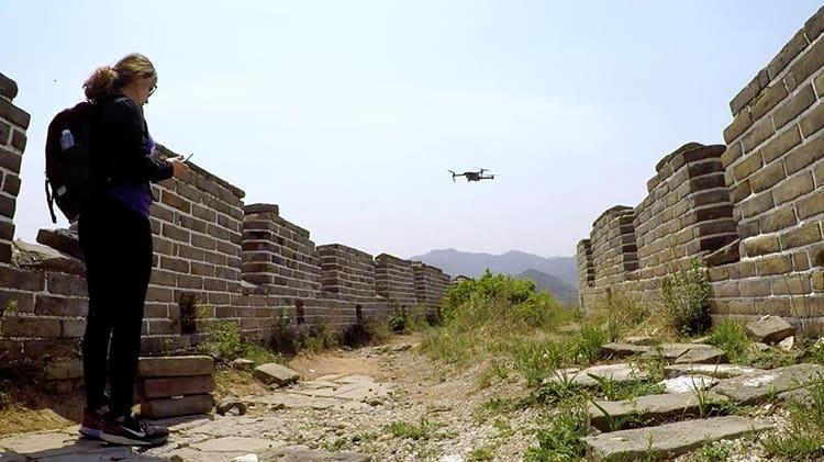 Elena Buenrostro-drones