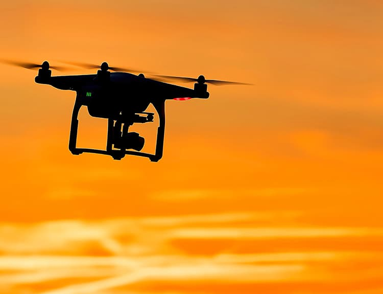 top-drone-companies