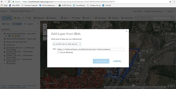 arcgis-layer