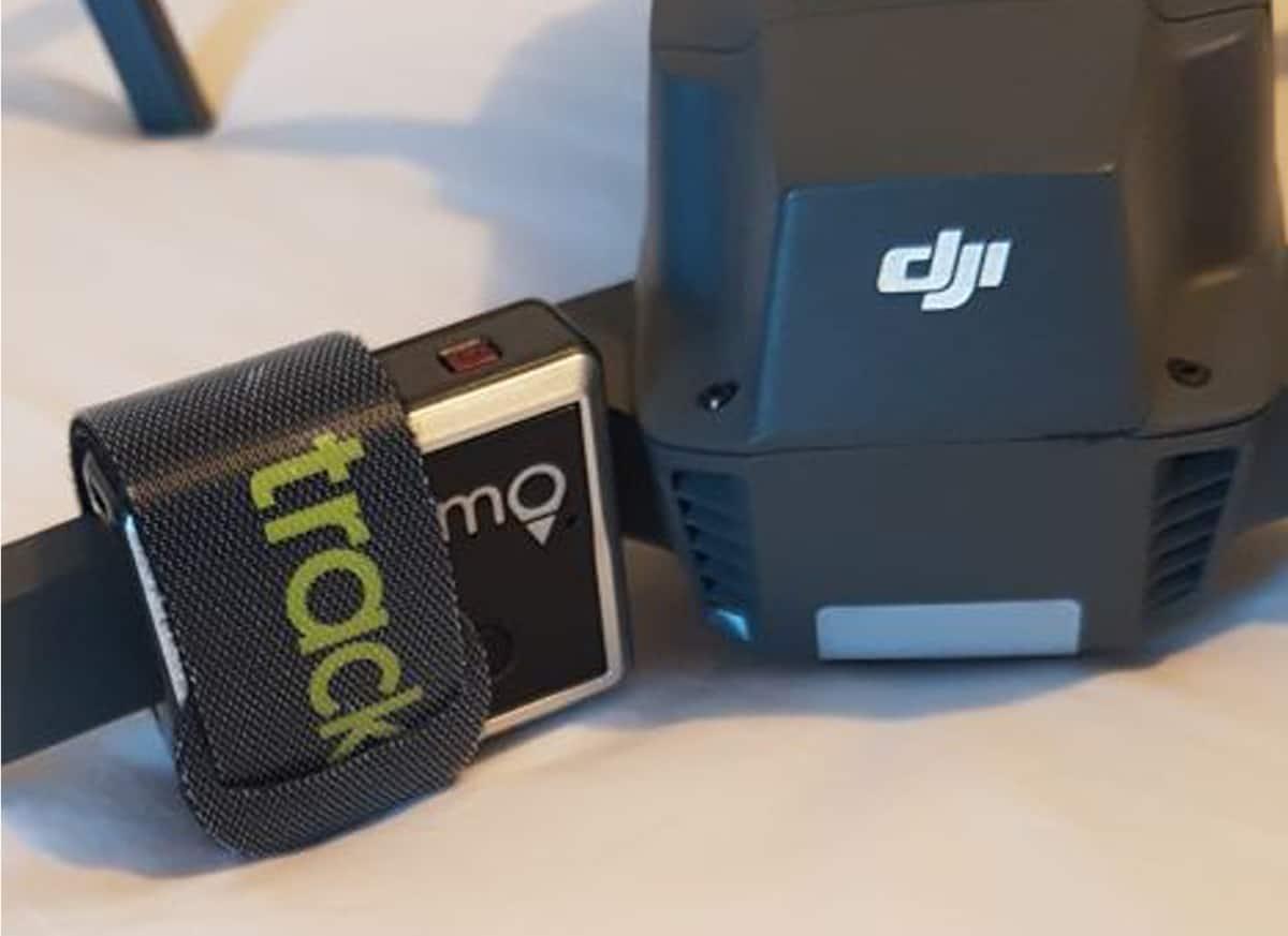 Trackimo Track Your DJI Drone