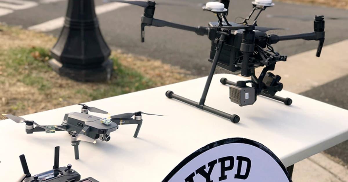 NYPD Drone Program