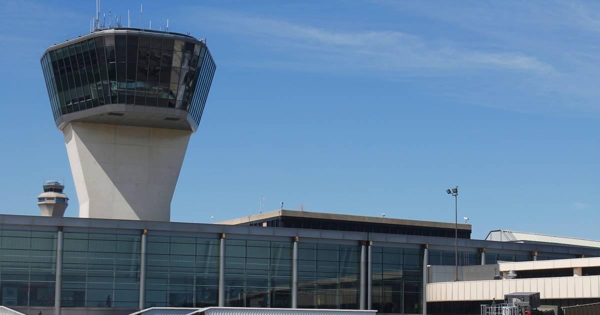 Newark Air Traffic Control Tower