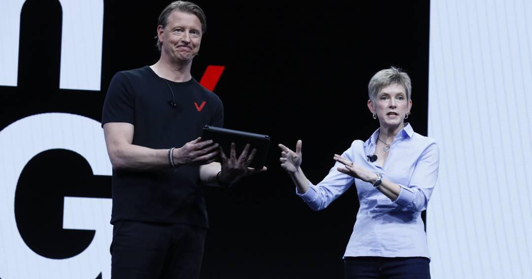 Skyward Verizon CES 2019