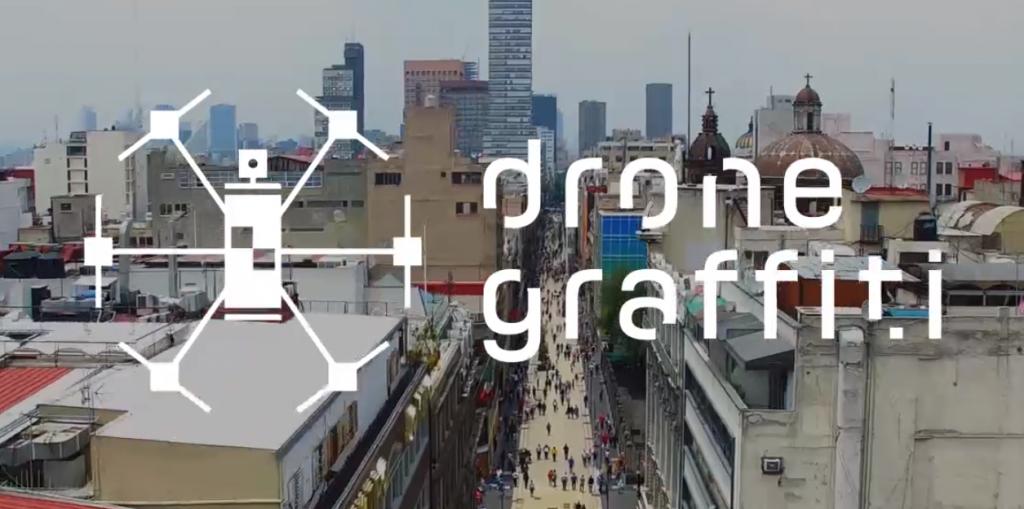 Drone Graffiti Project