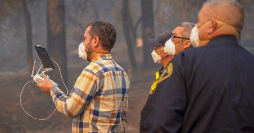 Scholar Farms Rapid Response Drone Data