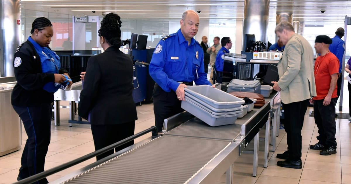 TSA Traveling with Your Drone