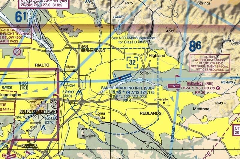 fly drone San Bernardino