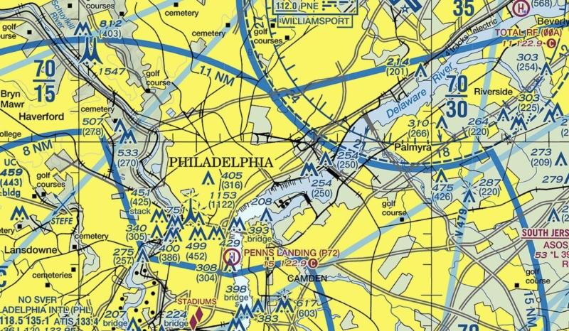 fly drone philadelphia