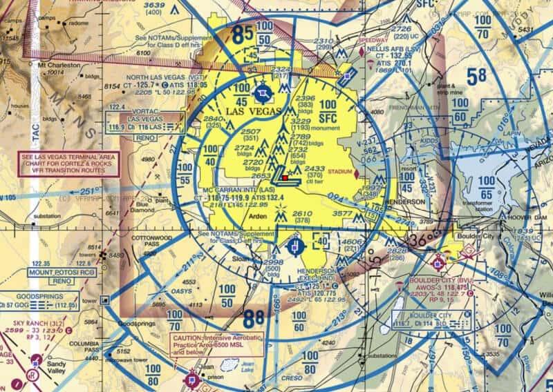fly drone Las Vegas