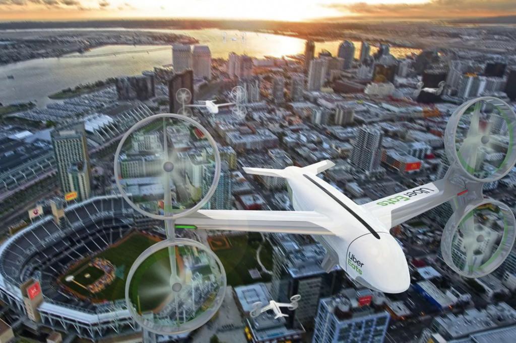 uber-eats-drones