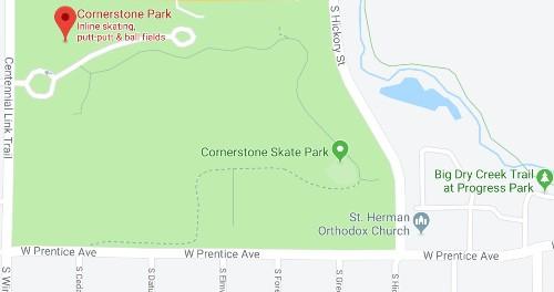 Cornerstone Park Drone Training Colorado
