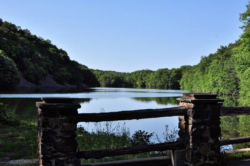 fly drone Hartford Reservoir #6