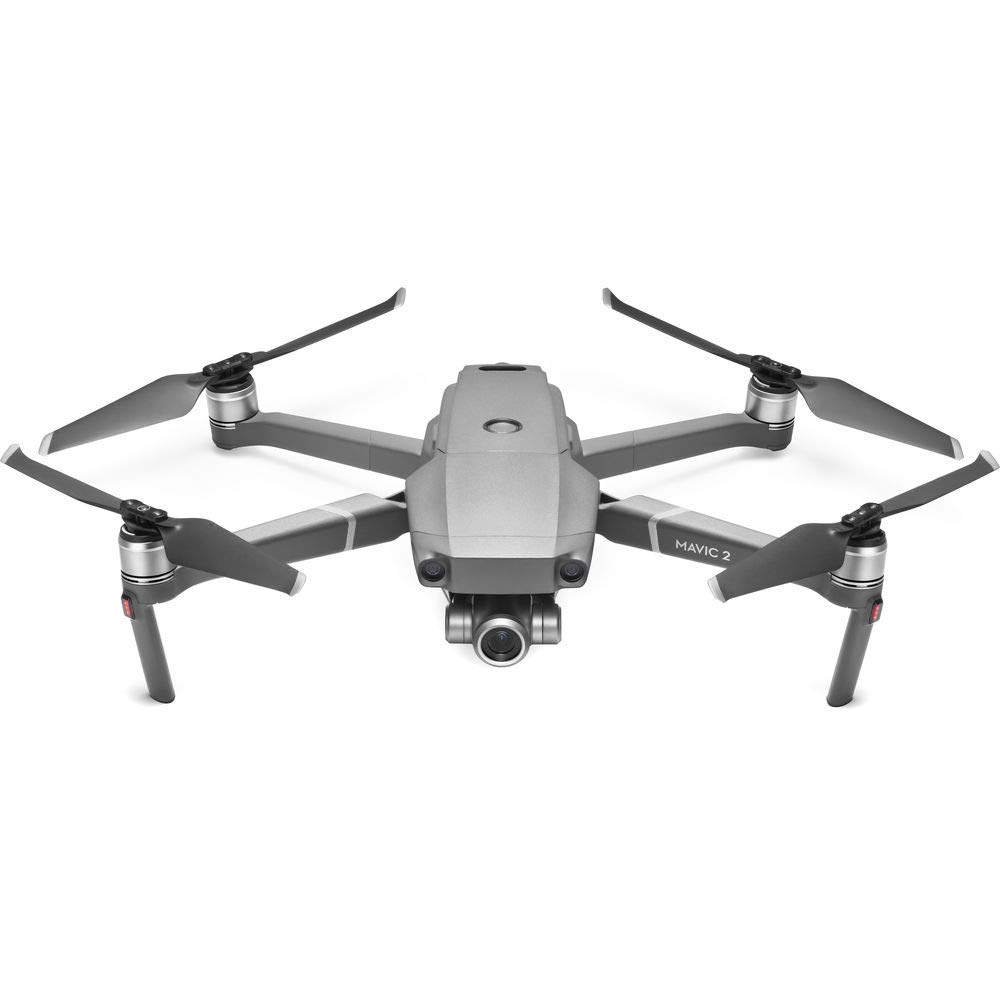 DJI Mavic 2 Zoom Drone Top Camera Drones