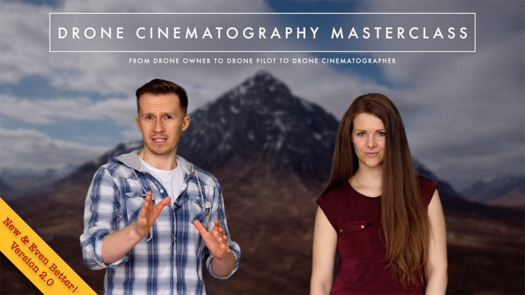 aerial drone videography masterclass