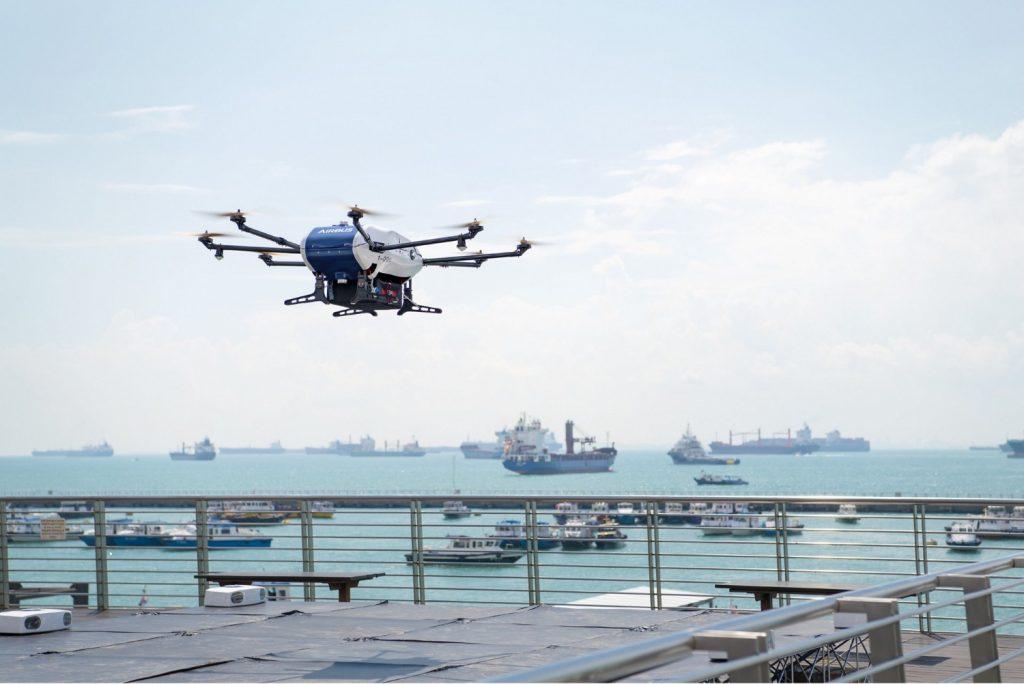 airbus-drones