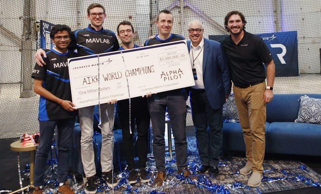 Drone Racing League Prize