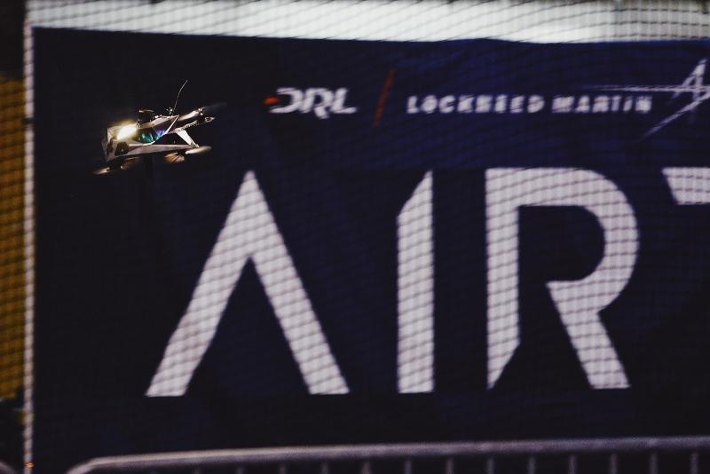 Drone Racing League RacerAI