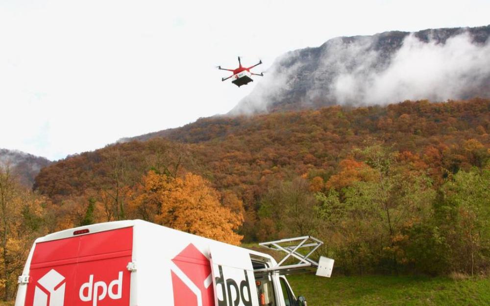 dpd-la-poste-drone-delivery
