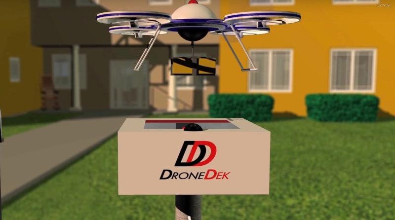 dronedek ces 2020