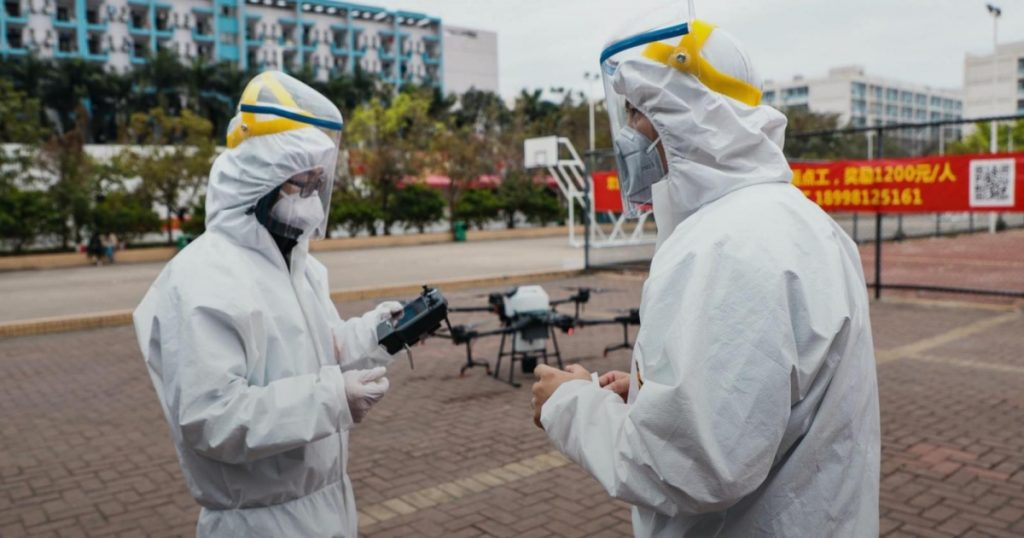 dji-coronavirus-drones