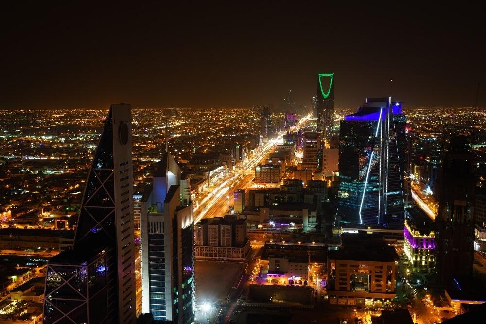 fly drone in Saudi Arabia