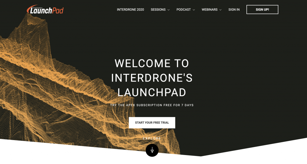 LaunchPad by InterDrone
