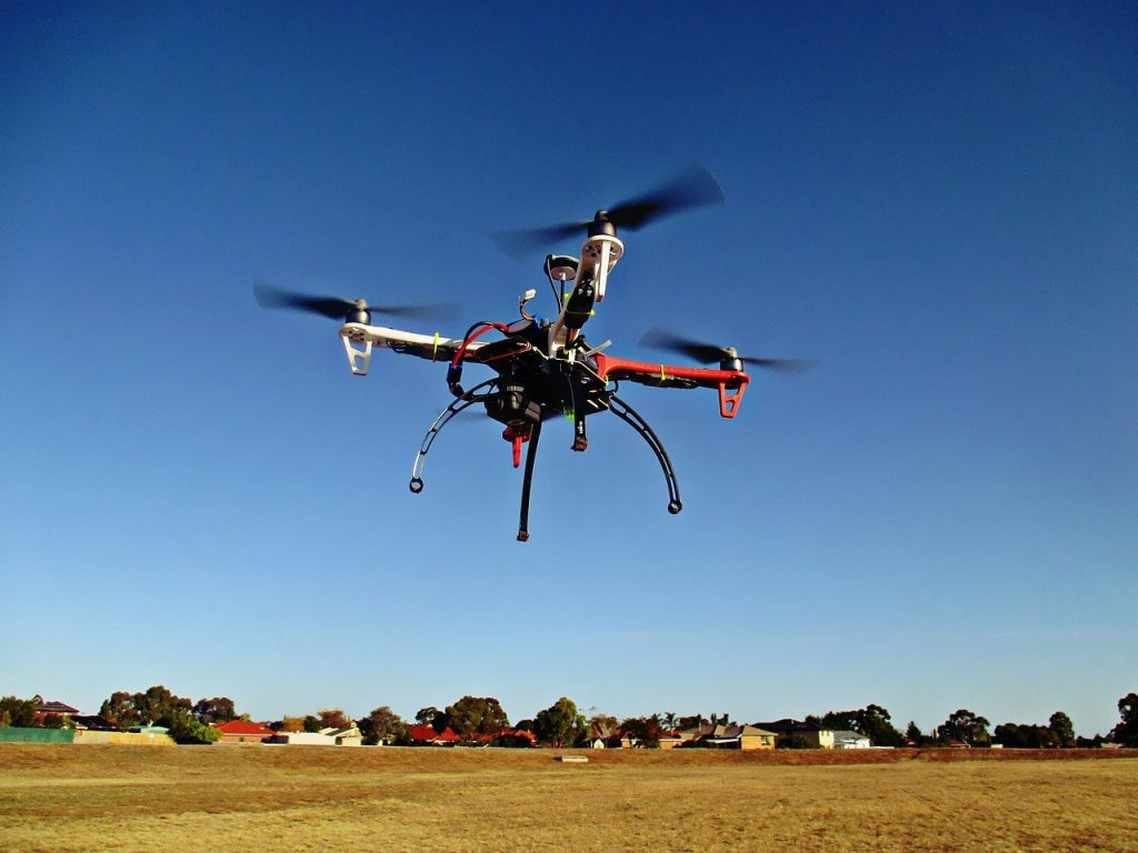 Drones and 5G