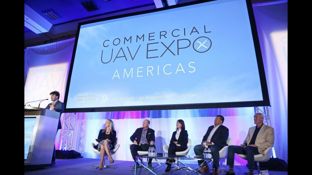 Commercial UAV Expo goes online