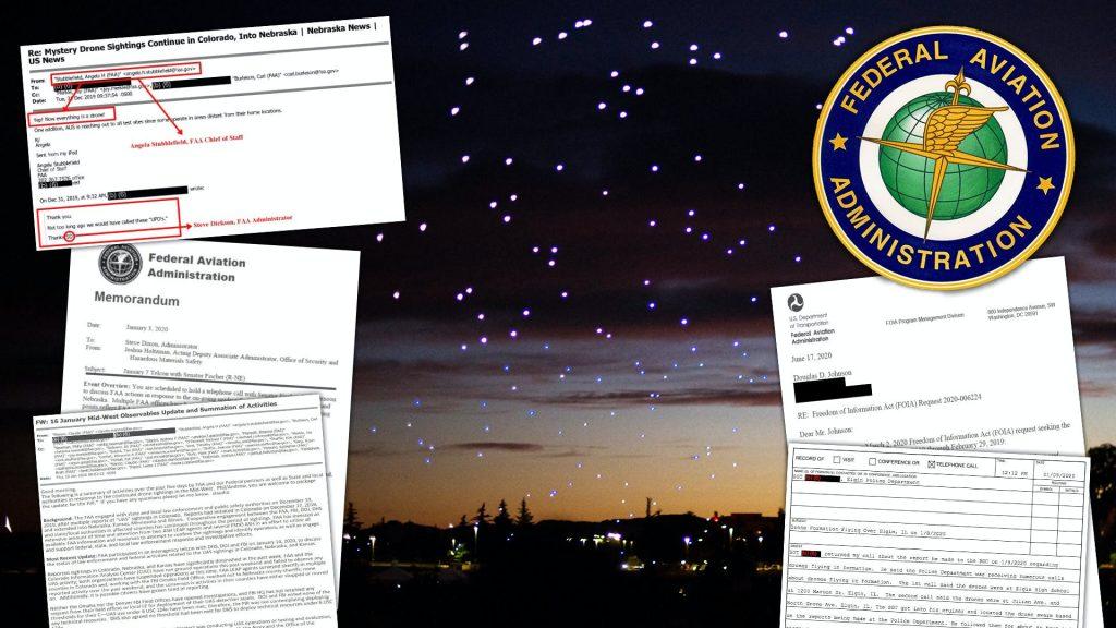 Colorado Drone Swarm Incident