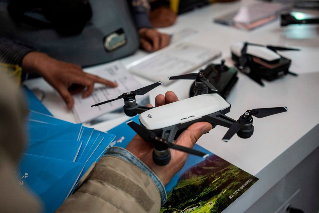 DJI New York Times Researchers Concerns